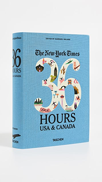 «Books with Style» The New York Times 36 Hours: USA & Canada Second Edition