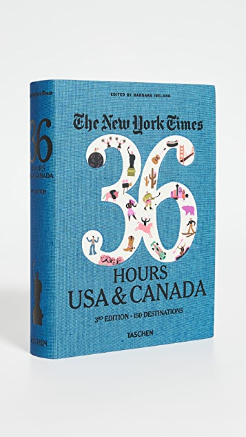 Books with Style The New York Times 36 Hours: USA & Canada Second Edition