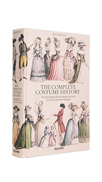 Books with Style The Complete Costume History