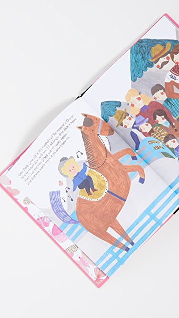 «Books with Style» Little People, Big Dreams Dolly Parton Book