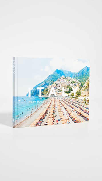 «Books with Style» Gray Malin: Italy Book