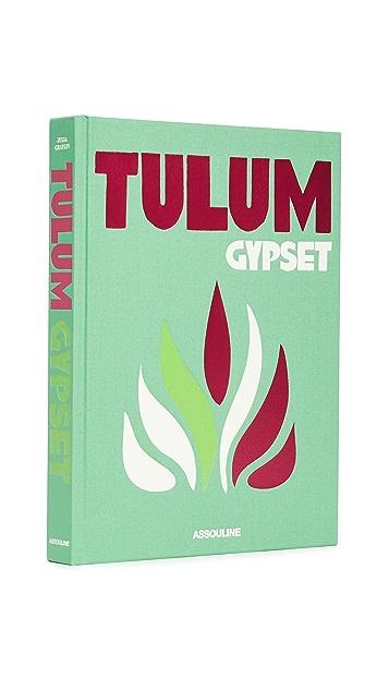 与书为舞 Tulum Gypset 书本
