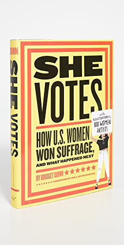Books with Style - She Votes