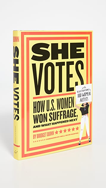 Books with Style She Votes
