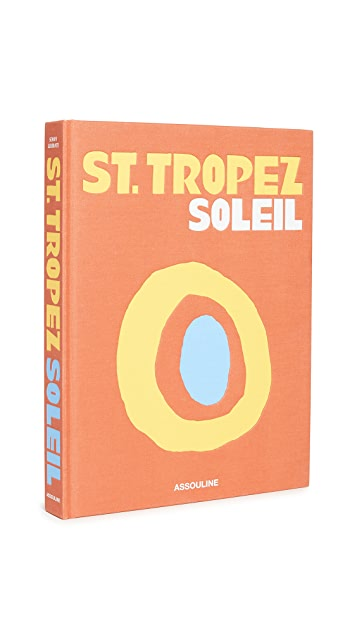 Books with Style St Tropez Soleil Book