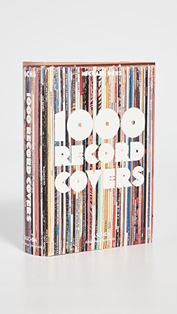 Books with Style 1000 Record Covers
