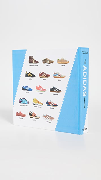 Books with Style The Adidas Archive