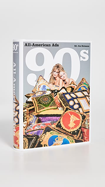 Books with Style All American Ads of The 90s Book