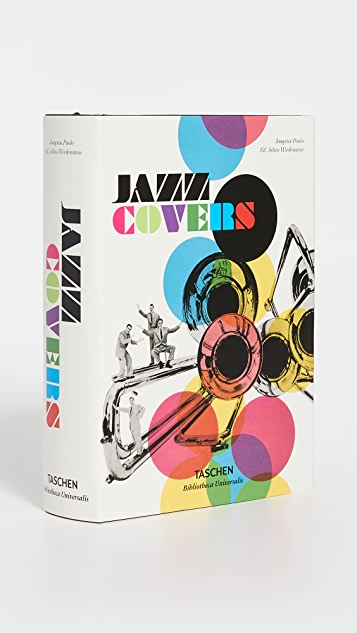 Books with Style Jazz Covers Book