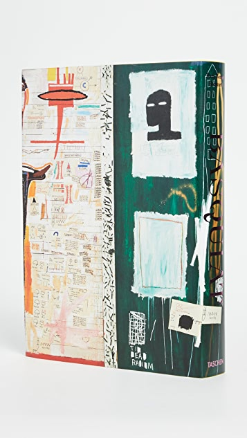 Books with Style XL Jean-Michel Basquiat Book
