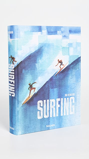 Books with Style XL Surfing: 1778 to Today Book