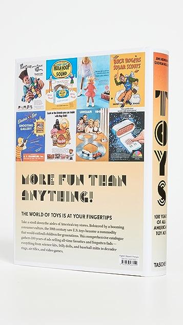 《与书为舞》 100 Years of All-American Toy Ads 书