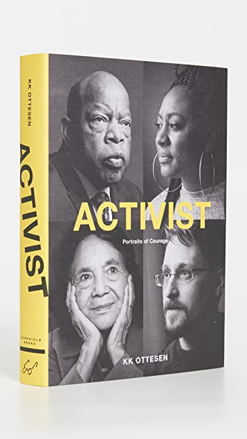 Books with Style Activist Portraits of Courage Book