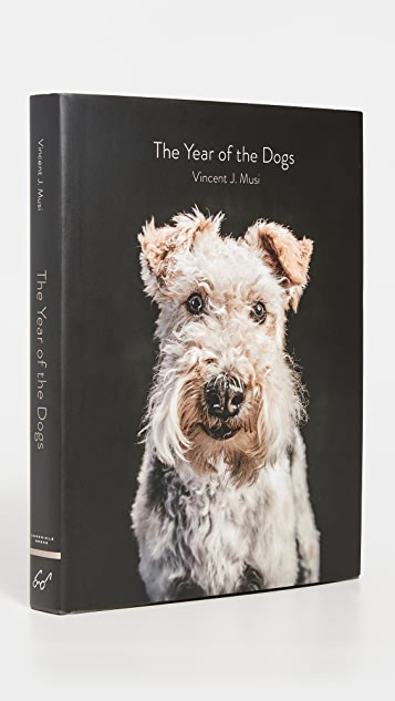 Books with Style The Year Of Dogs Book