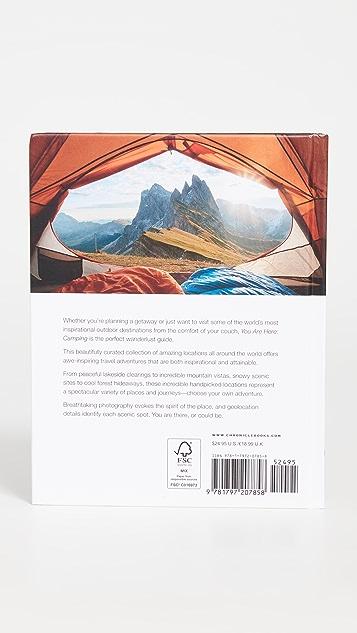 《与书为舞》 You Are Here: Camping Book