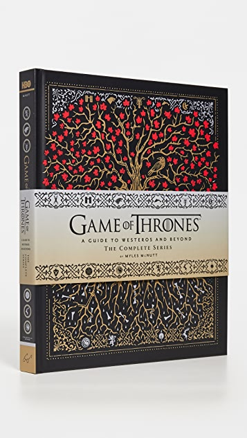 Books with Style Game of Thrones A Guide to Westeros and Beyond
