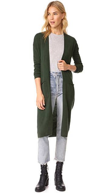 Bop Basics Cashmere Duster Sweater Coat | SHOPBOP