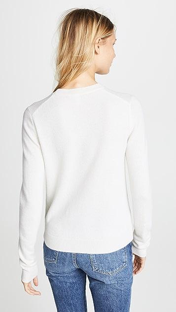 Bop Basics Boxy Cashmere Sweater