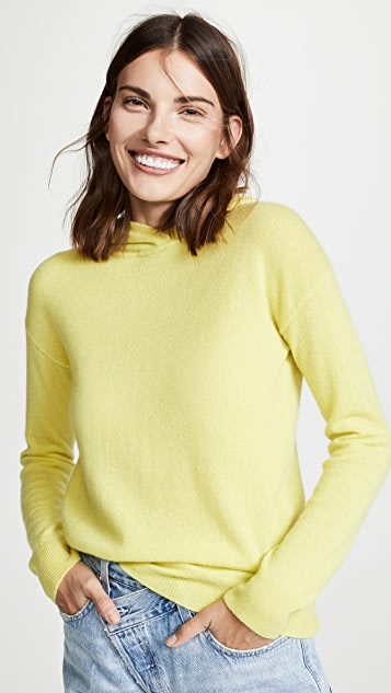 Bop Basics Cashmere Hoodie Sweater
