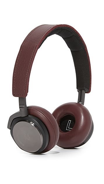 Bang & Olufsen H8 Noise Cancellation Wireless Over Ear Headphones