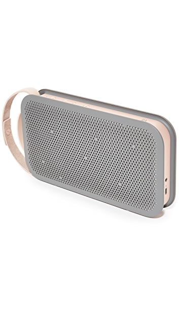 Bang & Olufsen B&O Play A2 ACTIVE Portable Bluetooth Speaker