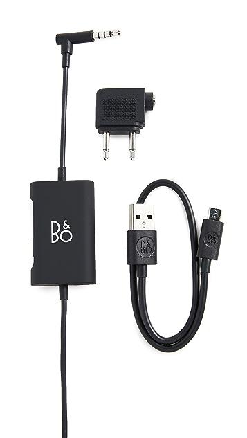 Bang & Olufsen B&O Play E4 Active Noise Cancellation Headphones