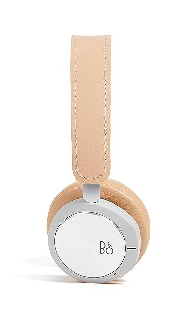 Bang & Olufsen Подавляющие шум беспроводные накладные наушники B&O Play H8i