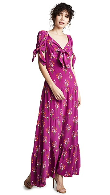 Borgo de Nor Ophelia Maxi Dress