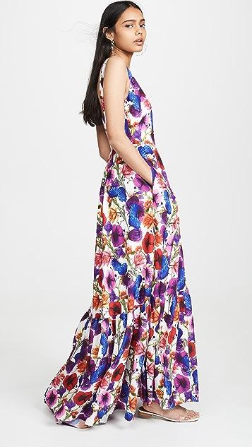 Borgo de Nor Venetia Floral Dress