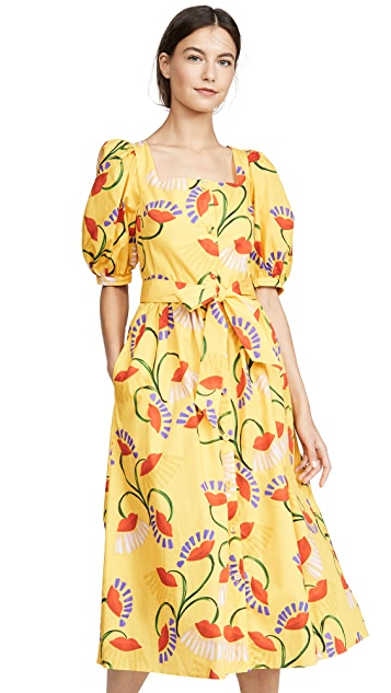 Borgo de Nor Corin Floral Dress