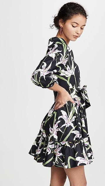 Borgo de Nor Anita Cotton Poplin Lily Dress