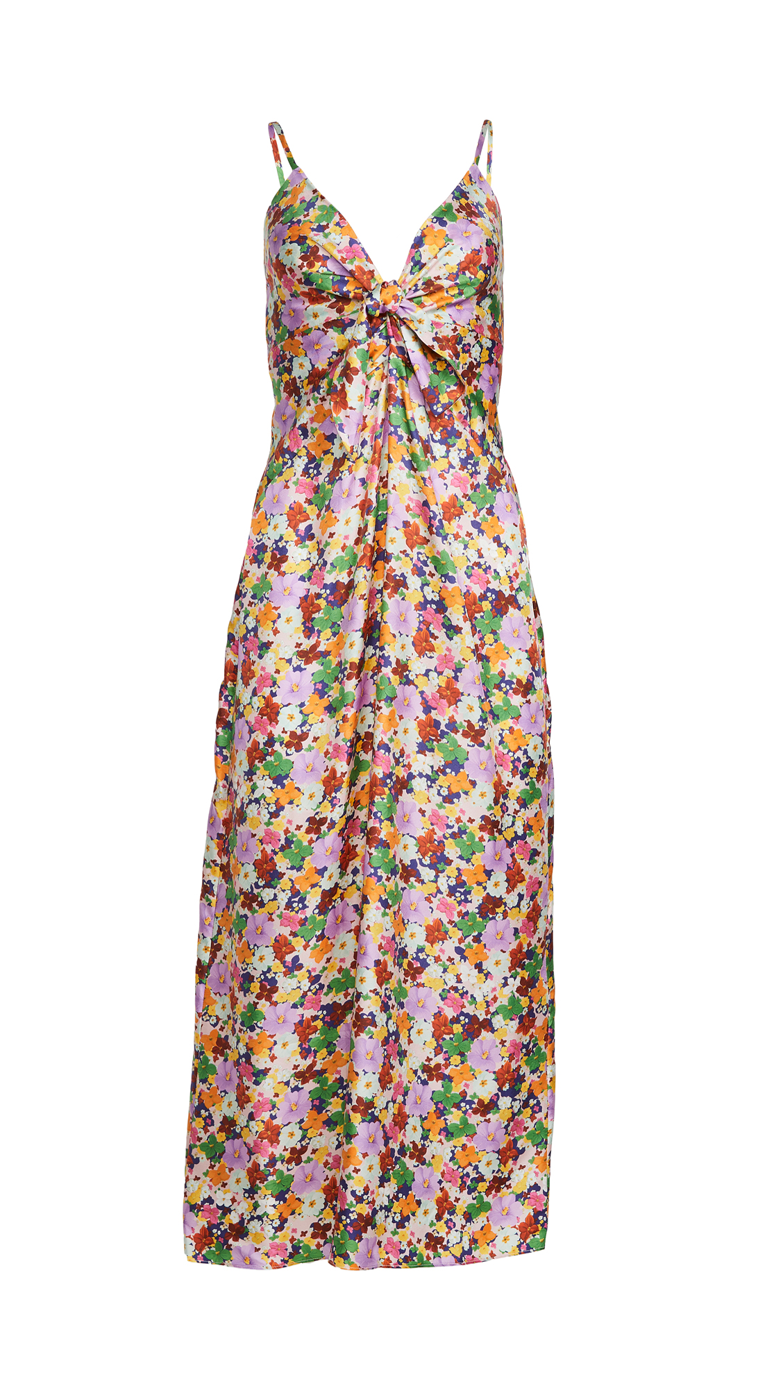 Borgo de Nor Flora Knot Dress