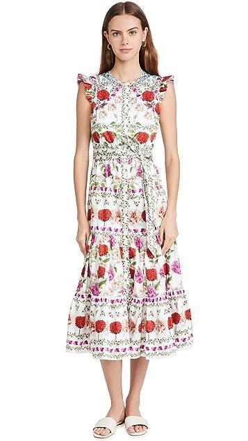 Borgo de Nor Daisy Cotton Dress