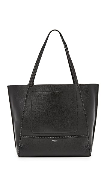 Botkier Soho Tote with Gunmetal Hardware