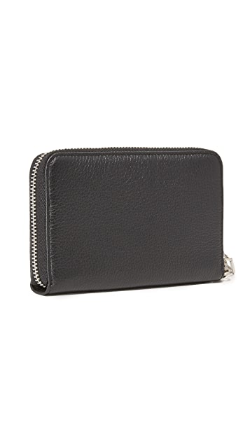 Botkier Soho Small Zip Around Wallet