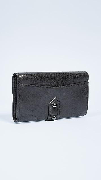 Botkier Trigger Flap Wallet