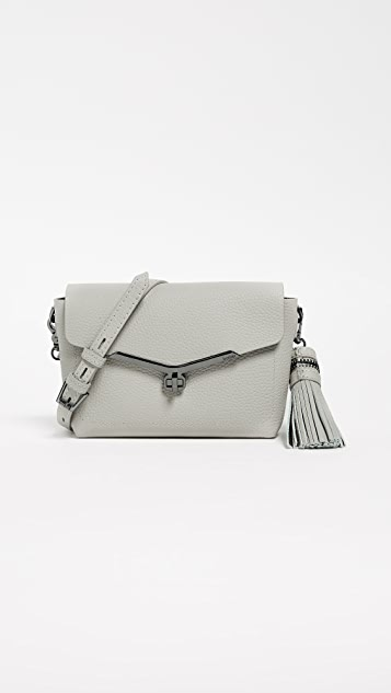Botkier Vivi Cross Body Bag - Clay