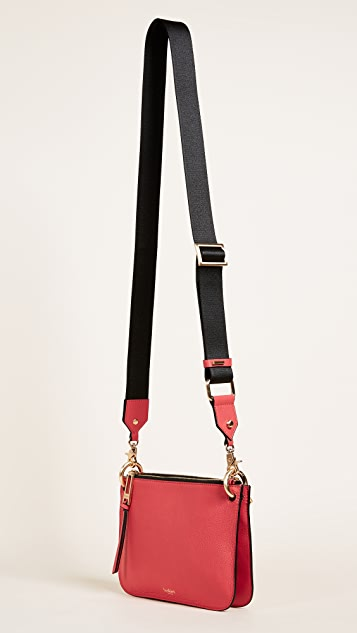 Botkier Bleeker Double Cross Body Bag
