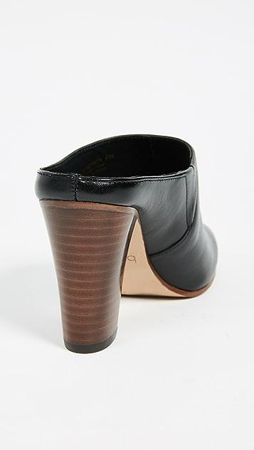 Botkier Sherri Block Heel Mules