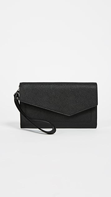Botkier Cobble Hill Wallet - Black