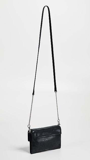 Botkier Vivi Triple Pouch Cross Body Bag