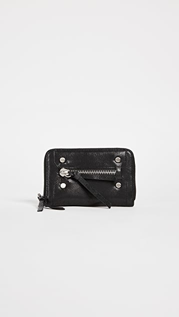 Botkier Logan Small Zip Wallet