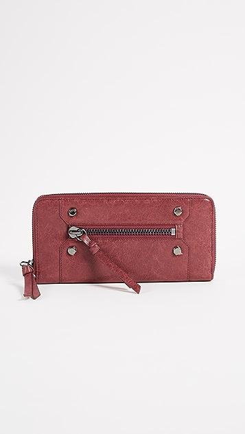 Botkier Logan Zip Wallet