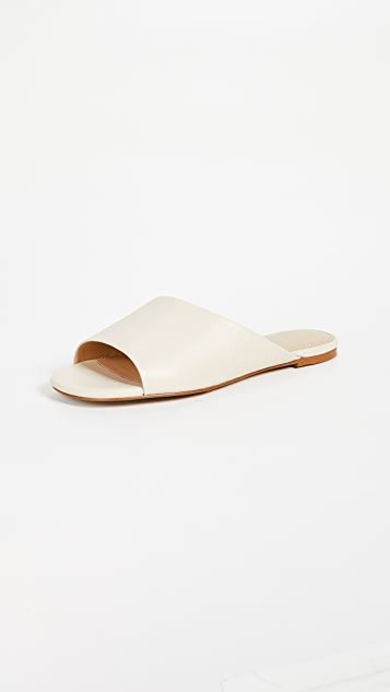 Botkier Magda Slides - Cream