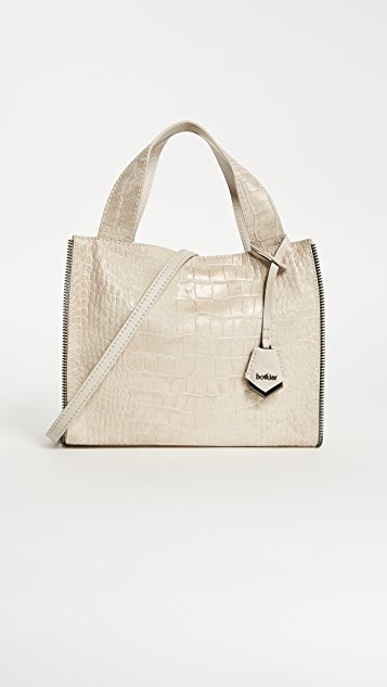 Botkier Fulton Small Tote - Ivory Croco