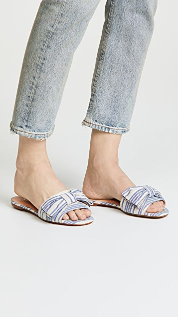 Botkier Marilyn Bow Slides