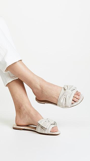 Botkier Marilyn Bow Slides