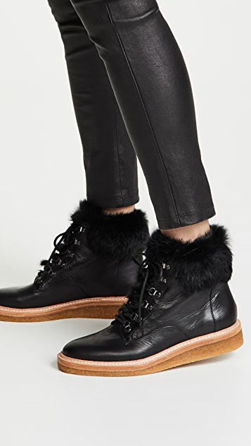 Botkier Армейские ботинки Winter