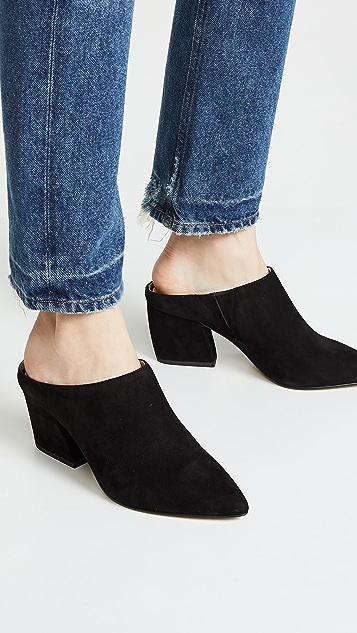 Botkier Shanna Block Heel Mules