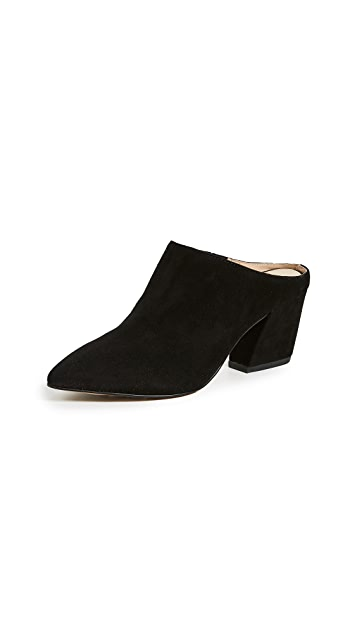 Botkier Туфли без задников Shanna на квадратном каблуке